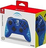 Nintendo 任天堂 Switch USB-C 无线 HORIPAD(马里奥)HORI - 任天堂官方* 蓝色 蓝色…
