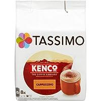 Tassimo Kenco卡布奇诺牛奶咖啡胶囊 5包装 80粒