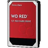 Western Digital 西部数据 Red 10TB NAS 硬盘驱动器 - 5400 转速级,SATA 6 Gb…