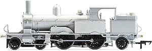 Hornby Gauge Adams 径向 BR 蒸汽机车
