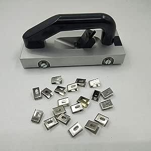 1600w 热气火炬塑料焊接枪焊接手枪地板工具地板焊接套件