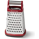 KitchenAid Gourmet Grater, Box, Red
