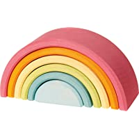 GRIMMs 彩虹 6件 暖色 玩具