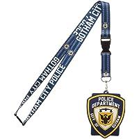 蝙蝠侠 Gotham 警察部门挂绳钥匙扣