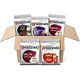 Tassimo Variety 杂粮盒(Costa, Kenco, L'OR, Cadbury)-5包(56份)
