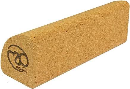 Yoga Mad 男女通用软木四分之一块,230 x 80 x 80 毫米