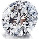 圆形明亮式切割松散天然钻石(G 色,VS 净度)