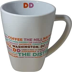 邓肯甜甜圈 LIMITED EDITION destination 马克杯 Washington, D.C