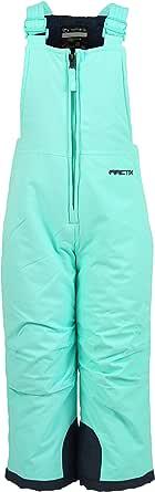 Arctix 婴儿/幼儿胸前高雪围兜连体衣 5岁 蓝色 1575-60-5T -60-5T
