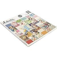 AUTHENTIQUE PAPER, LLC CAL065 日历纸垫 12X12 所有