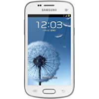 SAMSUNG三星 S7568 3G智能手机(白色)TD-SCDMA/GSM移动定制 Android 4.0 4英寸大屏 1G超快处理器