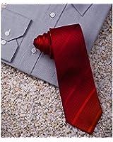 efancy 休闲领带 男士正装商务真丝领带 时尚婚庆桑蚕丝 袖扣礼盒
