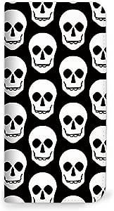mitas iphone 手机壳82NB-0082-BW/SHL21 4_AQUOS PHONE SERIE (SHL21) ブラックホワイト(ベルトなし)