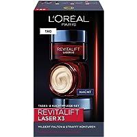 L'Oréal Paris 巴黎欧莱雅 复颜光学系列(Revitalift Laser X3) 日夜面霜套装,504g