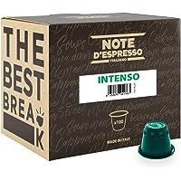 Note D'Espresso 咖啡胶囊,仅兼容 Nespresso 胶囊咖啡机 5.6 克 x 100 粒 Nespresso* compatible Intenso 100 pcs
