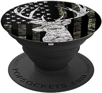 Buck Deer 狩猎迷彩旗260027  黑色