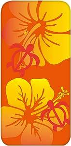 智能手机壳 透明 印刷 对应全部机型 cw-1306top 套 花朵图案 扶桑花 UV印刷 壳WN-PR464029 iPhone7 图案 A