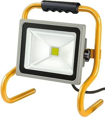 Brennenstuhl 移动芯片 LED 灯 30W IP65 户外,1171250305
