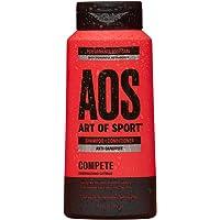 Art of Sport 男士防头屑洗发水和护发素,干*洗发水和*护理,含锌蟒纹,椰子油和芦荟,无硫酸盐,13.5 液体盎司