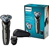 Philips 飞利浦 6000系列 干湿两用电动剃须刀 S6640/44 配备MultiPrecision剃须系统,S…