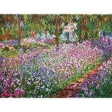 EuroGraphics Le Jardin De Monet a Giverny 作者 Claude Monet 花园。 艺术印刷品海报 (50.8 x 40.6cm) 20x16 Print unknown