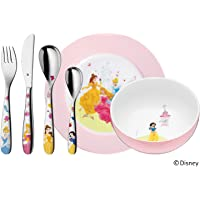 WMF 福腾宝 PRINCESS儿童餐具套装刀叉勺瓷碗杯碟