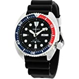 Seiko SRP779 Prospex X 自动橡胶带 Pepsi 200M Diver 男式手表