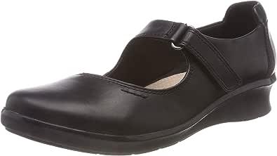 Clarks 女士 Hope Henley 乐福鞋