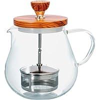 HARIO 木盖茶壶 700ml TEO-70-OV多功能