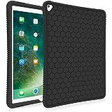 Fintie iPad Pro 12.9 保护壳 - [蜂巢系列] 轻质防滑儿童友好防震硅胶保护壳 适用于 Apple iPad Pro 12.9 *二代 2017 / *代 2015 年 1 代EPAG022US