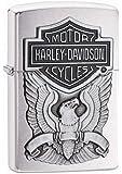 Zippo 芝宝 60000876 防风打火机 Harley Davidson