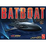AMT1025 1/25 蝙蝠侠·猎犬 蝙蝠船
