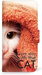 Mitas 智能手机壳 手册式 猫 猫MIR-0226-A/SO-01M 2_XPERIA 5 (SO-01M) A