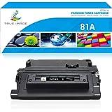 True Image 兼容硒鼓替换件适用于 HP CF281A 81A 激光多功能一体机 M605 M604 M604N…