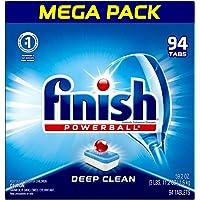 Finish 洗碗机用洗涤剂- All in 1-强力球-洗碗片-洗碟片-新鲜香气(包装可能有所不同),94件