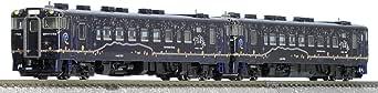 TOMIX N轨距 道南ISARIBI铁路 KIHA40 1700形 Nagamare号 套装 98022 铁道模型 柴油车