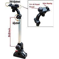 Brocraft Kayak 便携式相机支架/适用于 GO Pro 安装架