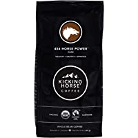 Kicking Horse 踢马Horse Power系列咖啡 全豆深度烘焙 284g