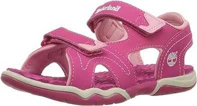 Timberland Adventure Seeker Two-Strap Sandal (Toddler/Little Kid)Pink12 M US Little Kid