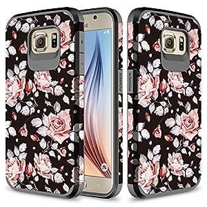 适用于三星 Galaxy S6 (G920) 2L Pink Rose