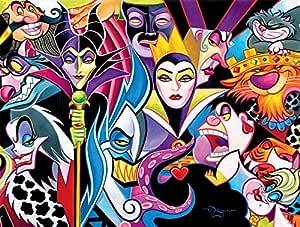 Ceaco Disney的恶棍拼图(1500 片)