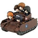 Pea Dot Girls & Panzer IV 坦克D型改 H型规格 终结版 无缩放 全长约115 5个身体涂装完成品 PD20