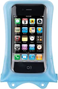 DiCAPac WP-i10 White Premium Series Waterproof Case for Smartphones up to 4.7-Inches
