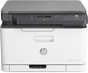 HP 惠普 多功能彩色激光打印机 Color Laser 178nwg(打印机,扫描仪,复印机,WLAN,空中打印)