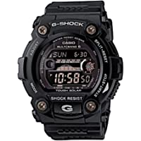 Casio 卡西欧 G-Shock GW-7900B-1ER 男士手表,black/black,One Size