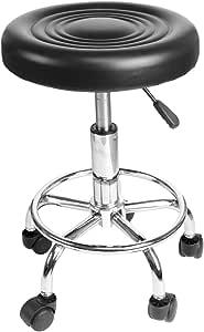 Ridgeyard 可调节液压按摩纹身凳椅带轮面部*沙龙牙齿旋转椅