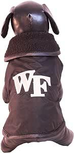 NCAA Wake Forest Demon Deacons 全天候防护狗外衣,L 码