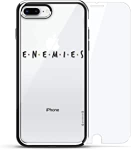 "Allah SignLUX-I7PLCRM360-ENEMIES1""Enemies"" Title Card 银色"