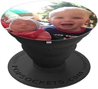 KatelynCBolePic2 定制 IMG PopSockets 手机和平板电脑握架260027  黑色