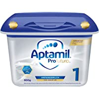Aptamil 爱他美 白金版 1段 婴儿配方奶粉 0-6个月 800g 单罐装